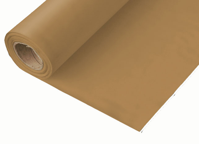 Q062 European Manufactured 45° Shore Tan Shotblast Natural(NR) Rubber Sheet