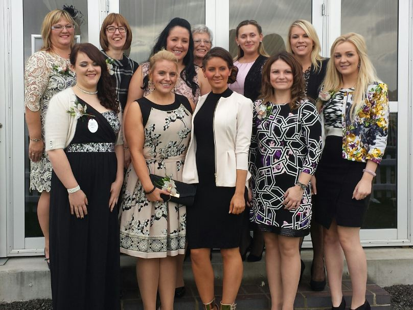 Annual GCA Ladies Race day