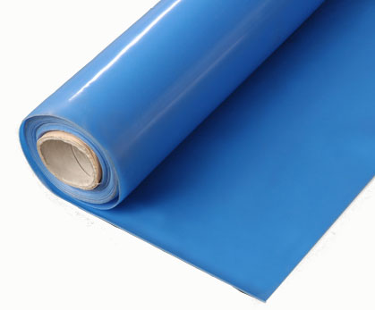 0158 European Manufactured EU1935:2004 60° Shore Blue EPDM Rubber Sheet