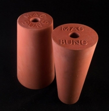 Mac Bung Bespoke Rubber Moulding for Pharmaceutical Industry