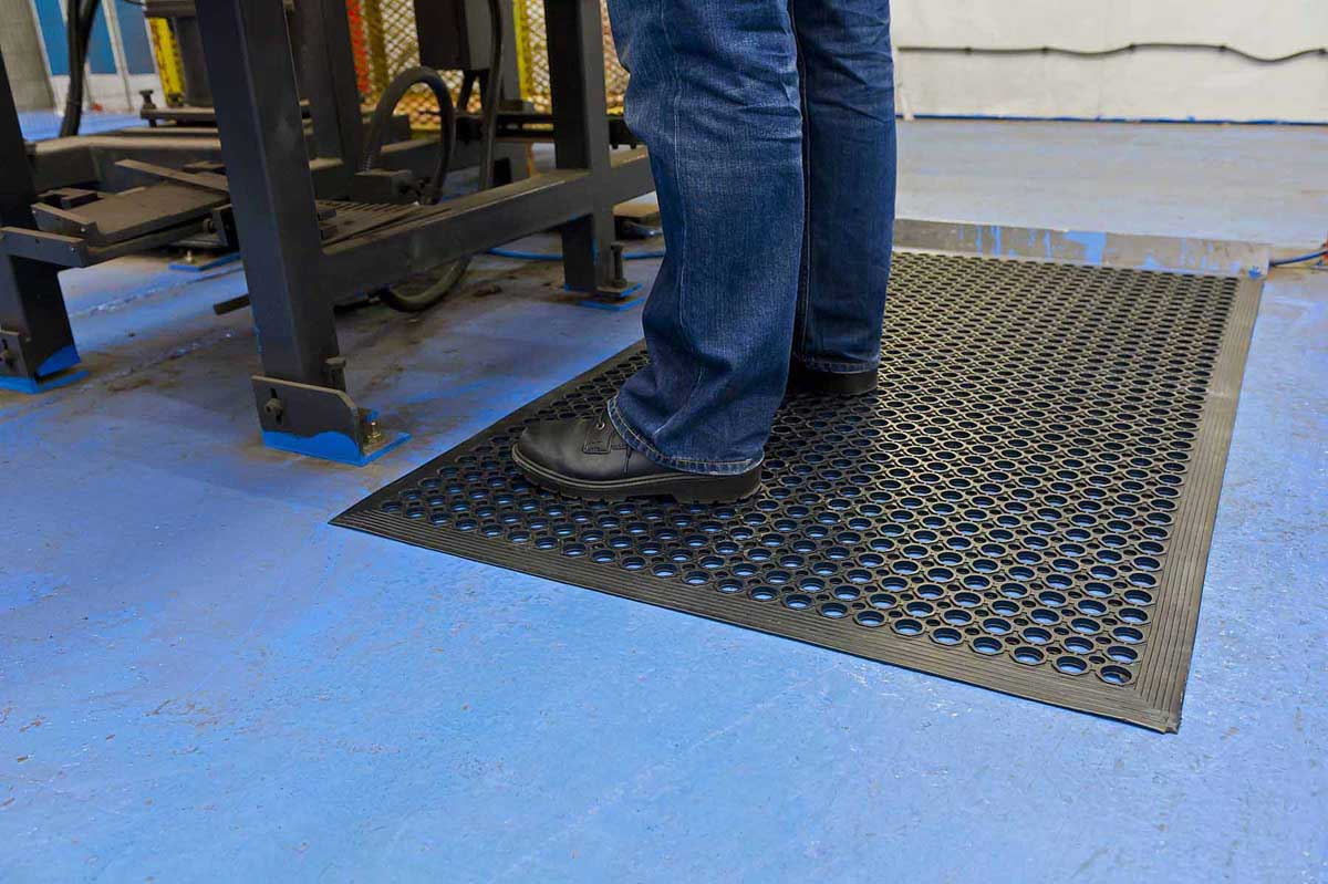 Unimat – Universal Rubber Standalone Anti-Fatigue Mat