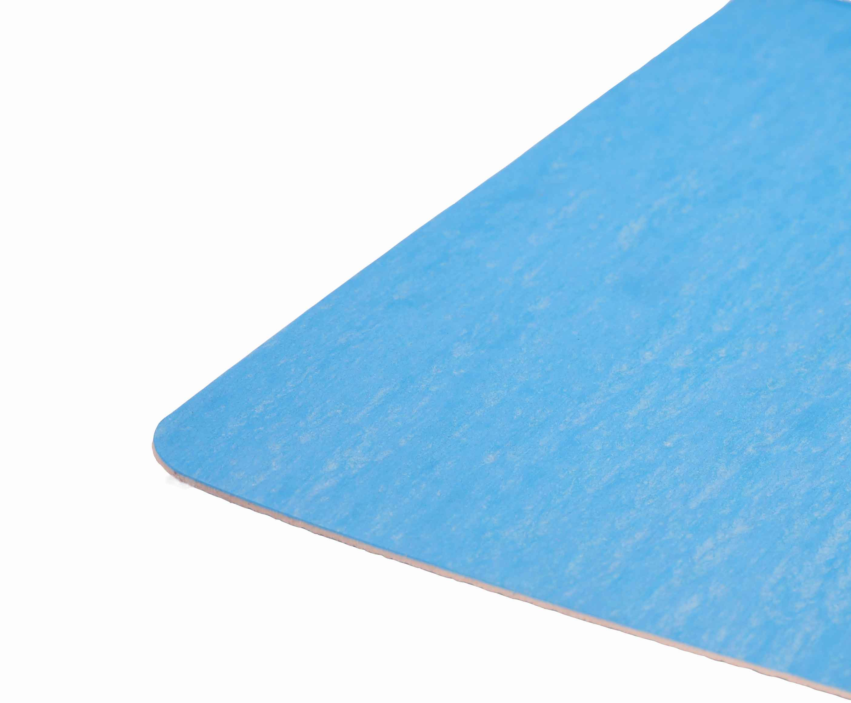 J202 Blue Glass Filled PTFE Jointing Sheet for use with Chemicals, Acids & Alkalis.