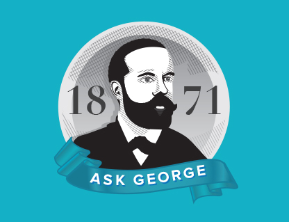 Ask George Icon