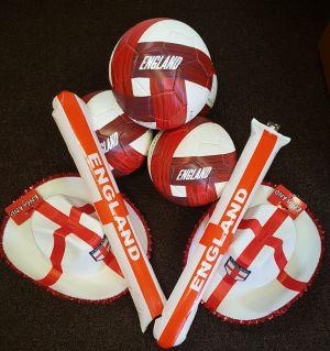MacLellan Rubber's soccer shootout prizes